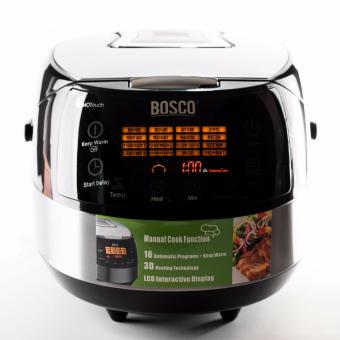 LifeCooker 5 Liter 16-in-1 Smart Multi-Cooker (Rice Cooker, Slow Cooker, Baking, Stewing)