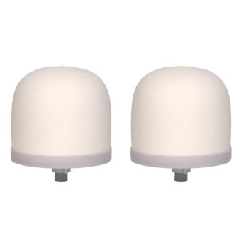 Micro Ceramic Dome Filter Set of 2