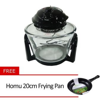 Micromatic MTB-7 Turbo Broiler with Free Homu 20cm Frying Pan