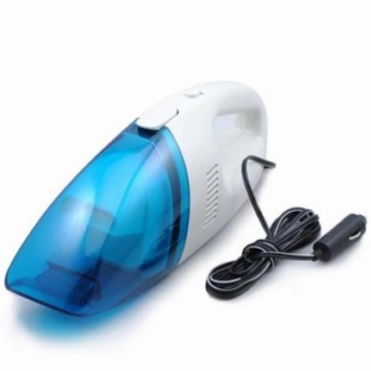 Portable High Power Vacuum Cleaner (Blue/White