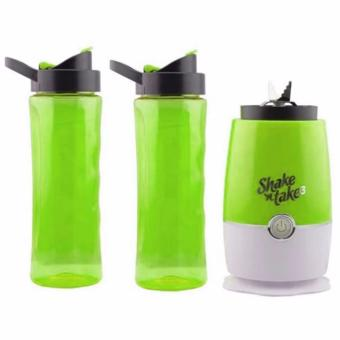 Shake n Take 3 Tumbler & Blender (Green)