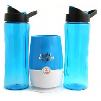 Shake N Take 3 Tumbler and Blender (Blue)