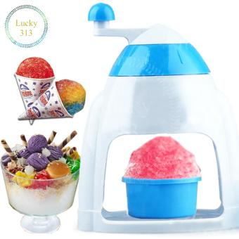 SNOW CONE ICE CRUSHING MACHINE