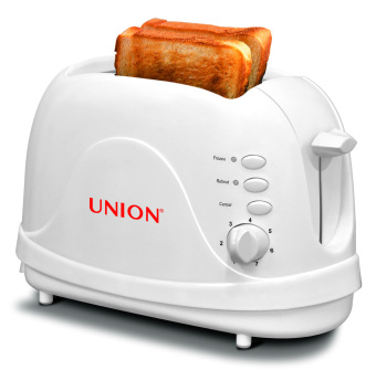 Union UGPT-88 Pop-up Toaster (White) Price Philippines