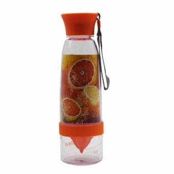 ZMB cille citrus juicer infuser water bottle