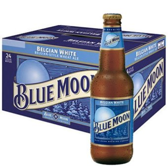 Belgian Blue Moon 355ml Box of 24 Bottles