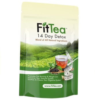 Fit Tea 14 Day Detox - Made in the USA Price Philippines