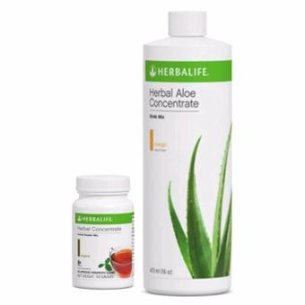Herbalife Aloe Concentrate Mango and Herbal Tea Concentrate 50g Price Philippines