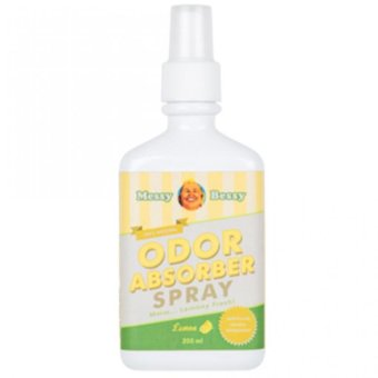Messy Bessy Odor Absorber Spray - Lemon Scent 200 ml Price Philippines