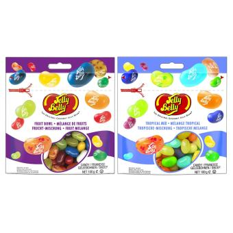 Harga Jelly Belly Fruit Bowl & Tropical Mix Duo pack