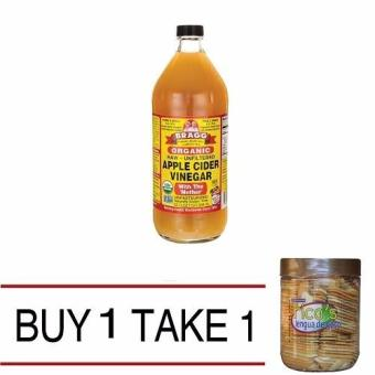 Buy 1 Bragg Organic Apple Cider Vinegar Raw Unfiltered 947ml Take 1 Baguio Ricos Lengua Price Philippines
