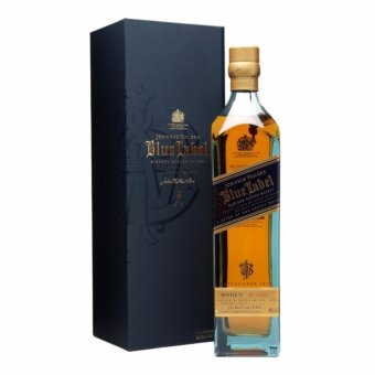 Harga Johnnie Walker Blue Label (75cl, 40.0%)
