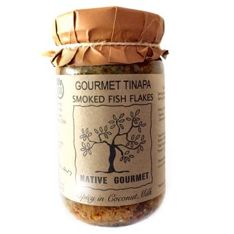 Harga Native Gourmet Tinapa in Coconut Milk 8oz