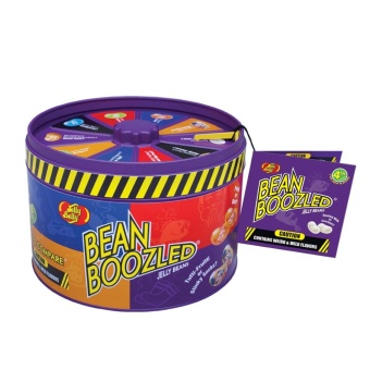 Jelly Belly Bean Boozled Spinner Tin 3.36oz Price Philippines