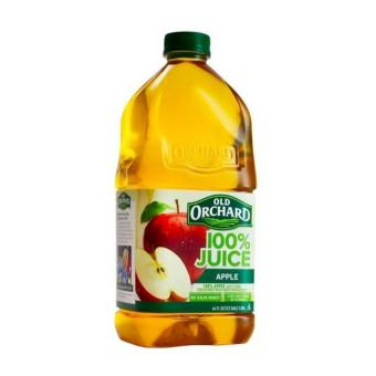 Harga Old Orchard Apple Juice 64oz