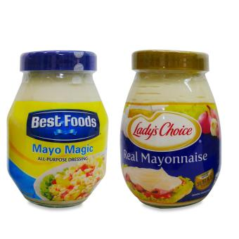 Lady's Choice real mayonnaise 700ml / Best food mayo magic 700ml 023854 2'S Price Philippines