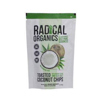 Radical Organics Original Toasted Coconut Chips 40g Price Philippines