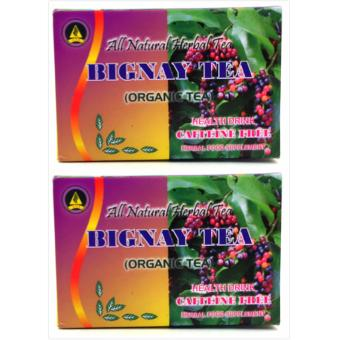 All Natural Bignay Tea 30s Set of 2 Price Philippines