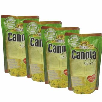 Harga Canola Oil Cooking Oil 500ml 553436 4's