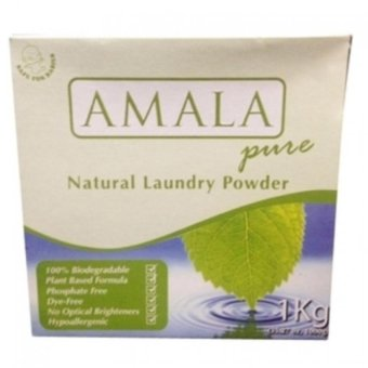 Amala Natural Laundry Powder 1kg Price Philippines