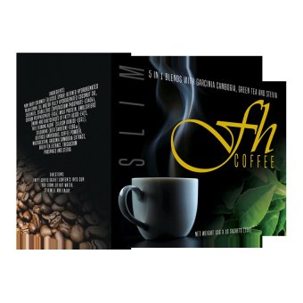 Harga FH Slimming Coffee
