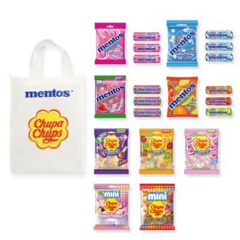Harga Mini Mentos and Mini Chupa Chups Lootbag
