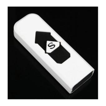 Harga QF Electronic Lighter (White)