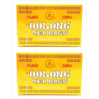Harga Butterfly Authentic China Oolong Tea 20 tea bags By 2s