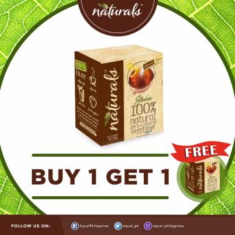 Harga BUY 1 TAKE 1 Naturals Stevia 100% Natural Zero Calorie Sweetener 40 x 2g sticks