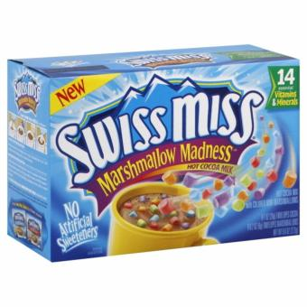 Harga SWISS MISS Marshamallow Madness Hot Cocoa Mix 272grams (8 PACK)