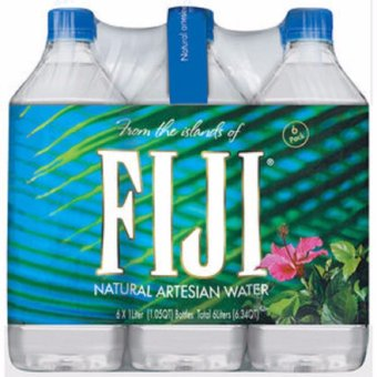 FIJI NATIONAL ARTISAN WATER 6/1L Price Philippines