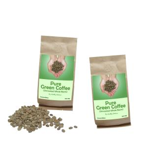 Healthy Solutions Green Coffee Beans (500 grams) Price Philippines