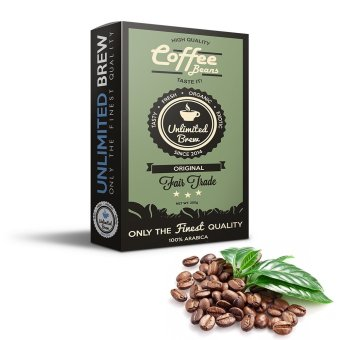 Unlimited Brew Original Whole Coffee Beans Price Philippines