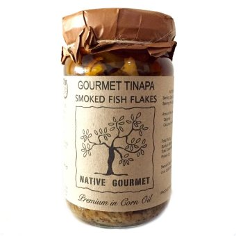 Harga Native Gourmet Tinapa in Corn Oil 8oz