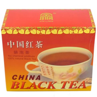 Harga Jin Ling China Black Tea (100g)