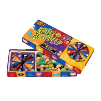 Harga Jelly Belly Bean Boozled Spinner and Refill Boxes
