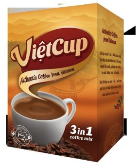 VietCup 3in1 coffee - Authentic Coffee from Vietnam Price Philippines