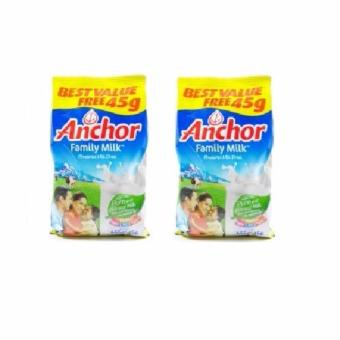 Anchor Family Milk 655g - Set of 2 Price Philippines