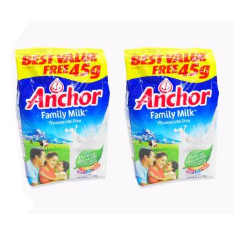 Anchor Powder Milk 655g 2's 597300 Price Philippines