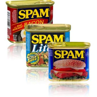 Harga Spam Bacon + Lite + Classic