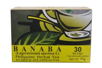 Namica Banaba Herbal Tea Price Philippines