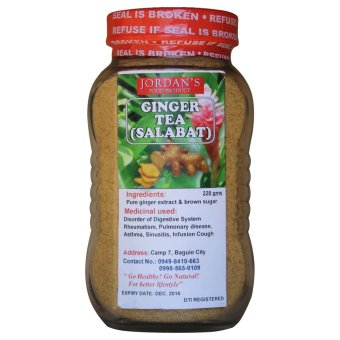 Organic Ginger Tea (Clear Brown) Price Philippines