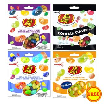 Harga Jelly Belly Jelly Beans Bundle B (3 +1 FREE)
