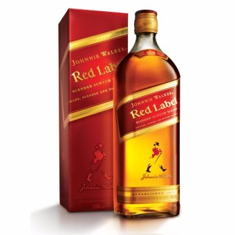 Harga Johnnie Walker Red Label 700ml
