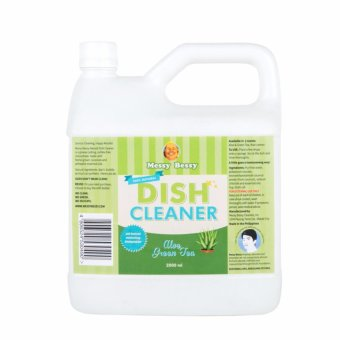 Messy Bessy Natural Dish Cleaner Aloe & Green Tea 2L Price Philippines