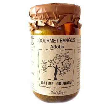 Harga Native Gourmet Bangus in Adobo Oil 8oz