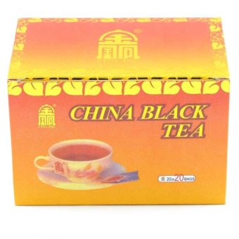 Harga Jin Ling China Black Tea (40g)