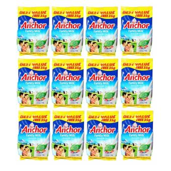 Anchor Family Milk 300g - Set of 12 Price Philippines