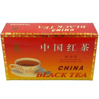 Harga Jin Ling China Black Tea (200g)