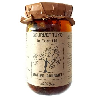 Harga Native Gourmet Tuyo in Corn Oil 8oz
